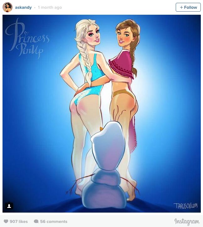 le sexe disney sex vierge