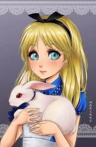 Alice - Alice au pays des merveilles
