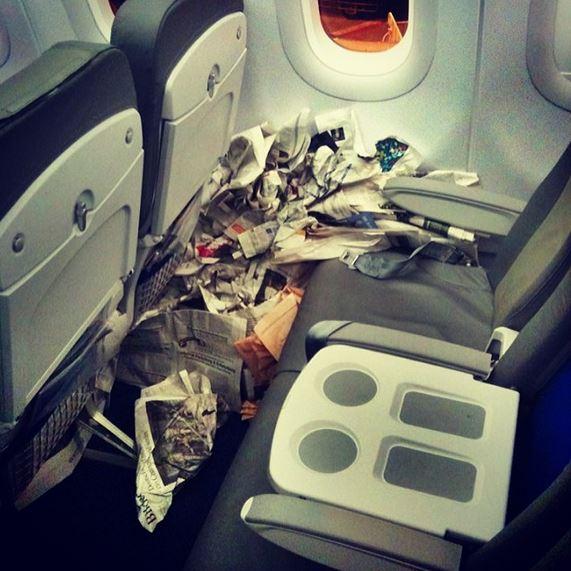 photos inédites dans les avions (6)