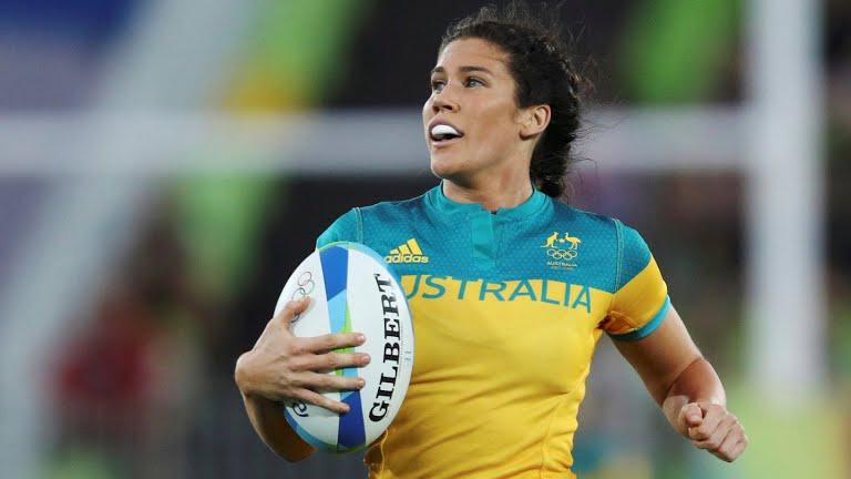 04-charlotte caslick Australie Rugby