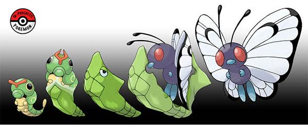 Pokemon GO évolution (3)
