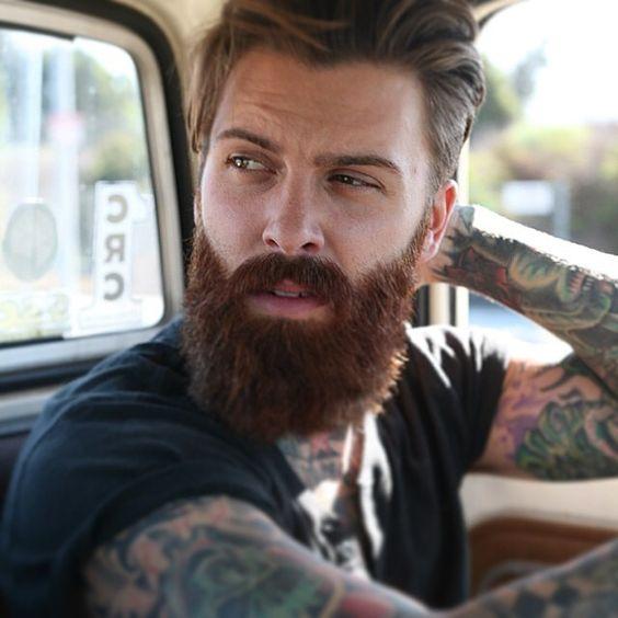 pourquoi des hommes qui ne sont pas roux ont une barbe rousse happie 39 s. Black Bedroom Furniture Sets. Home Design Ideas